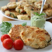 Couscous Patties Recipe