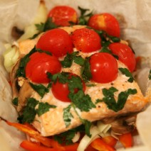 Fish Baked in Parchment Recipe