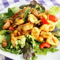 Delicious Tortellini Salad Step-by-Step