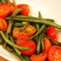 Oven-Roasted Green Beans Step-by-Step