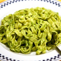 Fresh Basil Pesto Step-by-Step