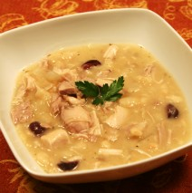 White Chicken Chili Step-by-Step
