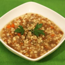 Barley-Lentil Stew Step-by-Step