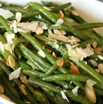Green Bean & Asparagus Vinaigrette Recipe