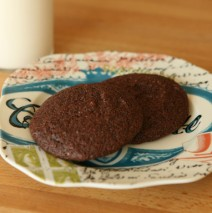 Low-Fat Good-for-You Chocolate Cookie Recipe