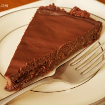 Belgian Chocolate Tart Step-by-Step