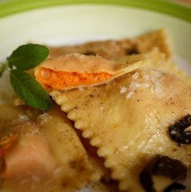 Sweet Potato Ravioli Step-by-Step